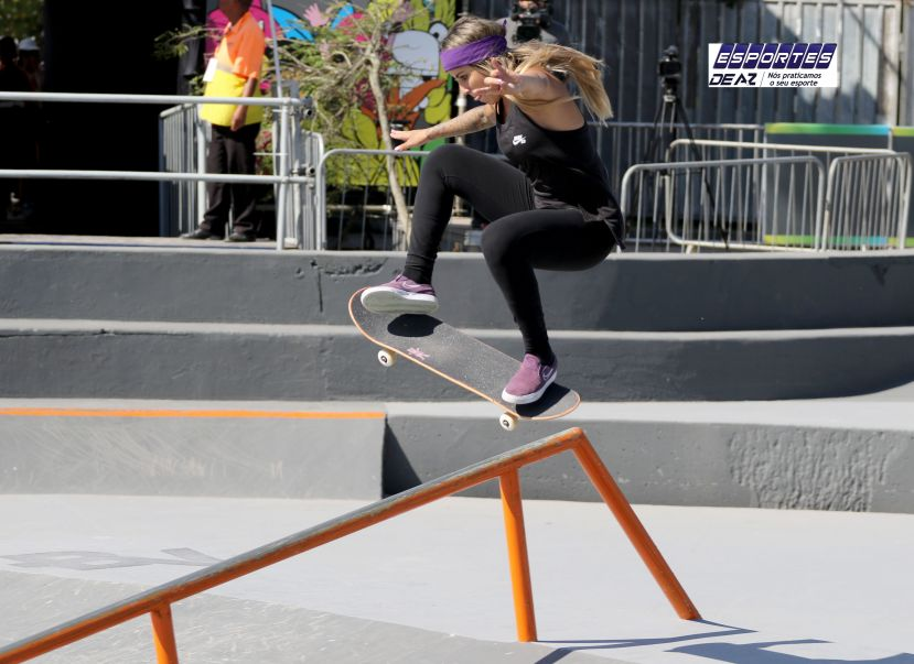 Leticia Bufoni e Pâmela Rosa confirmadas na disputa da etapa final da Street League