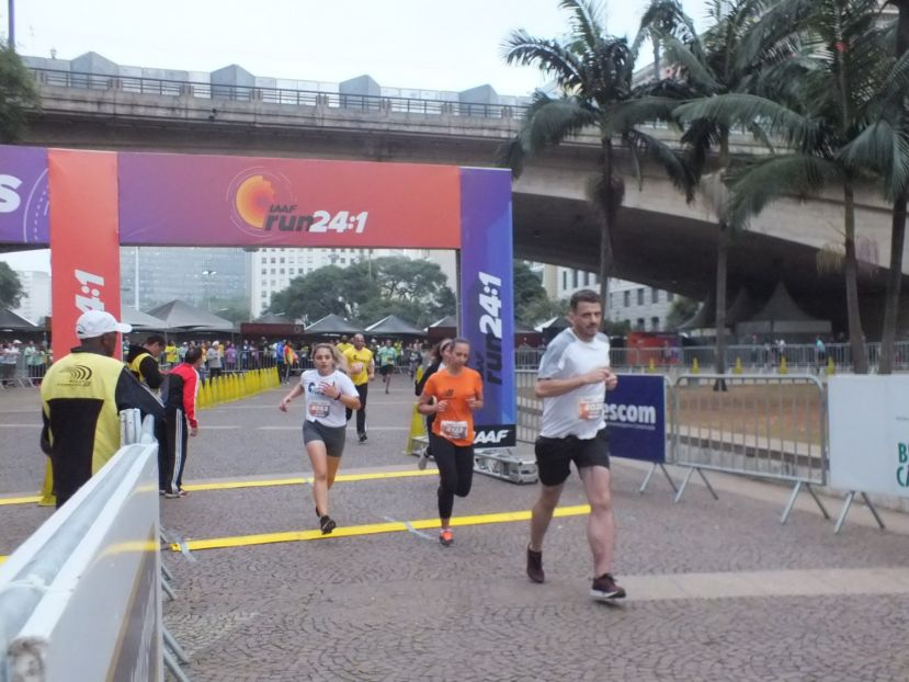 IAAF 24:1 - Global Running Day será atração neste domingo