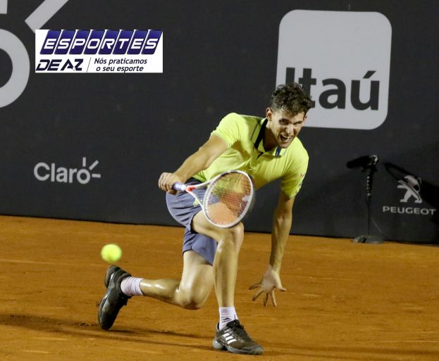 Andujar desiste e Thiem avança as quartas de final