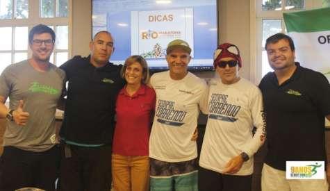 Causos e dicas finais para Maratona do Rio amanhã