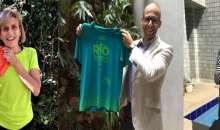 Maratona do Rio apresenta a camisa da 15ª edição do evento