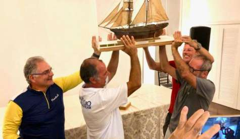 Neptunus XIII e Danadão entre os campeões da 53ª Taça Rei Olav