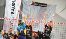 Hinode Barueri e Sesi Vôlei Bauru começam playoff com vitória