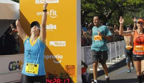 Histórias marcam a Maratona do Rio de 2017