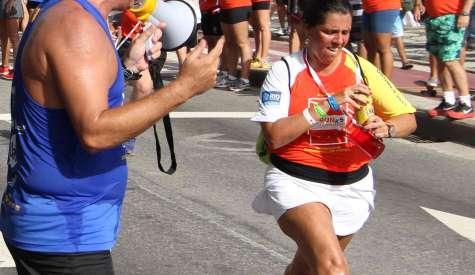 Mulheres são maioria em corrida com cerveja